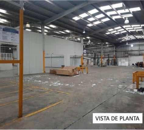 Venta Nave Industrial Zona Ind Benito Juarez
