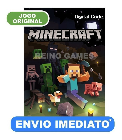 Mojang Minecraft Java Edition - 100% Original