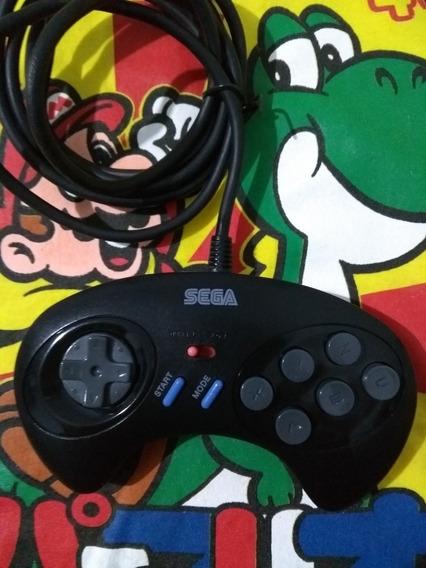 Controle Para Mega Drive Turbo Original