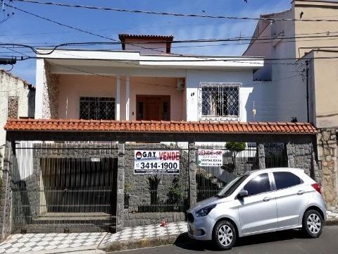 Casa Á Venda No Jardim Santa Rosália - Sorocaba/sp - Ca09015 - 32098010
