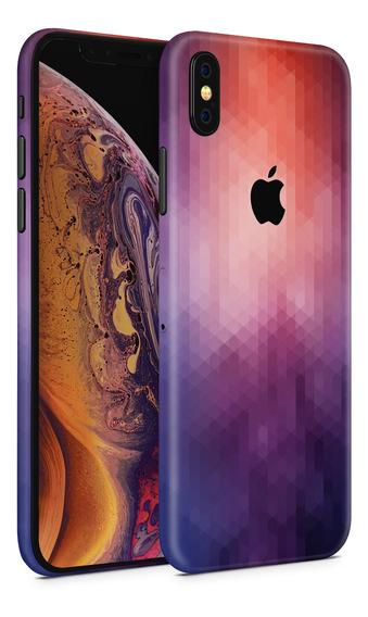 Skin Mosaico Retro Para Telefonos Apple iPhone