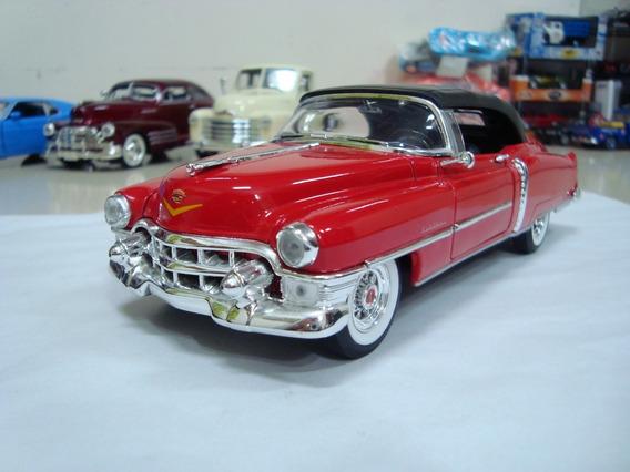 Miniatura Cadillac Eldorado 1953 1/24 Welly #avl367