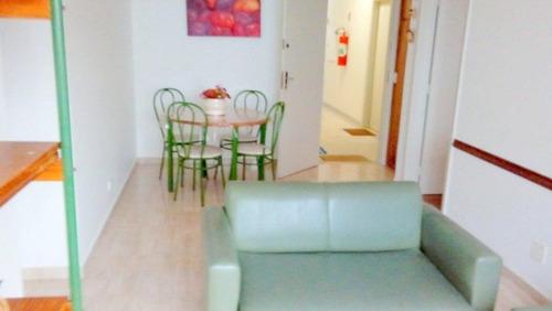 Imagem 1 de 9 de Apartamento Com 1 Dormitório À Venda, 50 M²  - Balneário Cidade Atlântica - Guarujá/sp - Ap11444