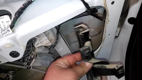 Reparacion De Mecanismo De Subir Vidrio Chevrolet