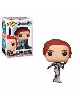 Funko Pop Black Widow Avengers 454 Marvel - Minijuegos
