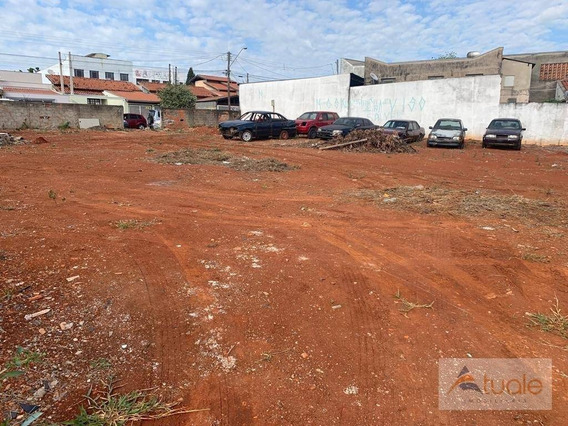 Terreno À Venda, 960 M² - Jardim Santana - Hortolândia/sp - Te0721