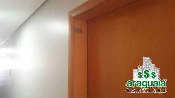 Apartamento Flat Com 1 Quarto No Cristal Place - Araguaia-711-l