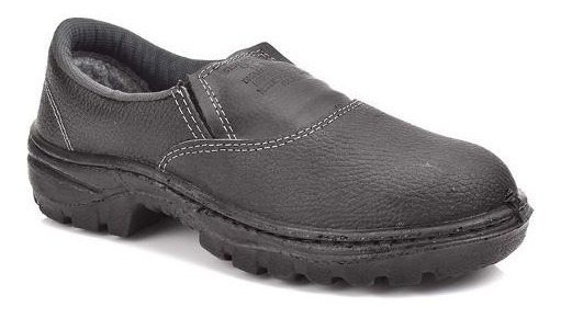 Sapato Elástico Segurança Sem Bico De Aço Cartom 016 Epi Top