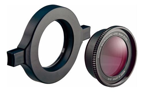 Imagen 1 de 10 de Lente Macro Conversor Raynox Dcr-250 Clip 52 A 67mm +8diop