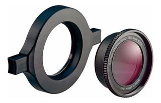 Lente Macro Conversor Raynox Dcr-250 Clip 52 A 67mm +8diop