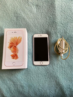 iPhone 6s Ouro-rosa Apple Smartphone Celular Telefone Usado