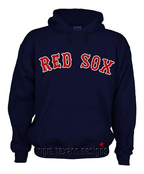 Sudadera Red Sox Medias Rojas Mod. 1 By Tigre Texano Designs