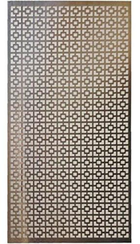 M-d Hobby Y Craft 57-540 Chapa De Aluminio, 12  Por 24 , Esl