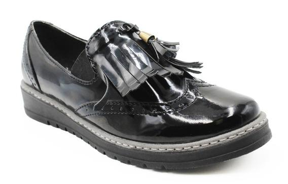 Hermosos Zapatos Calzado Con Flecos Moda Para Dama (a024)