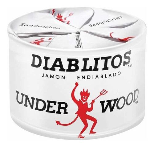 Jamon Enlatado Venezolano Importado Underwood® Diablitos