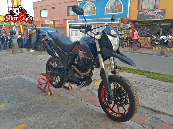 Akt Ttx 180 Modelo 2016 Como Nueva!!!, Solo En Biker Shop