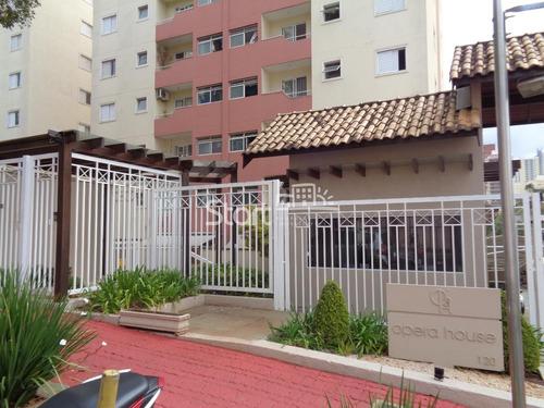 Apartamento À Venda Em Mansões Santo Antônio - Ap003371