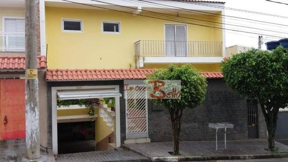 Casa Com 3 Dormitórios À Venda, 318 M² Por R$ 1.000.000,00 - Parque Cruzeiro Do Sul - São Paulo/sp - Ca1184