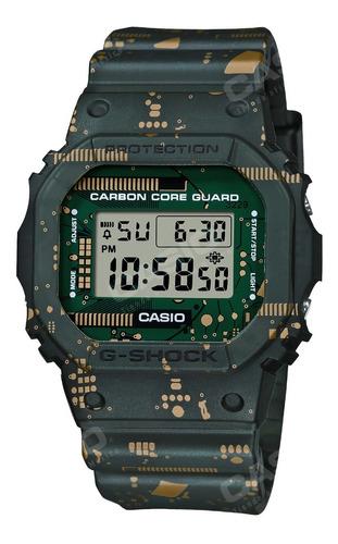 Reloj Casio G-shock Edicion Especial Dwe-5600cc-3dr