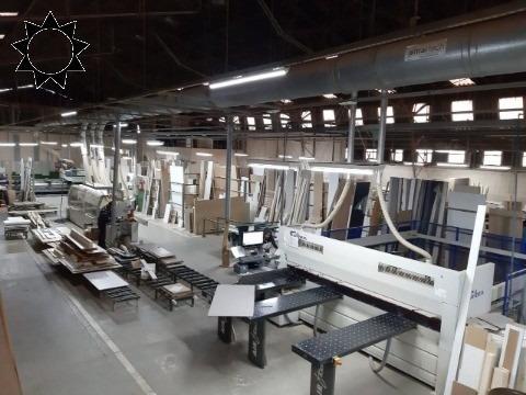 Galpão Industrial Anhangüera - Gl00618