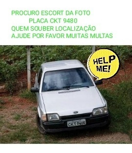 Ford Escort Guia 1.0