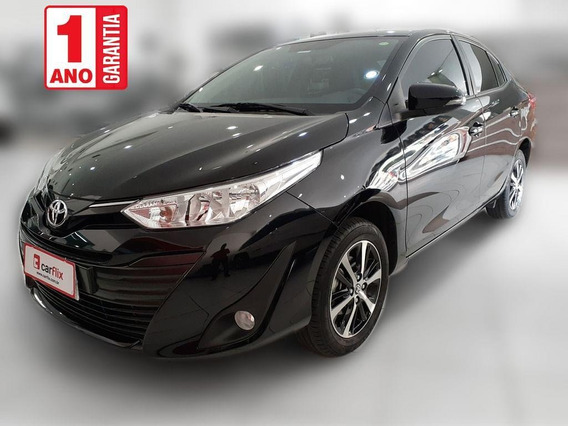Yaris Xs Sedan 1.5 Flex 16v 4p Aut.