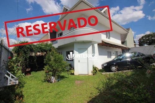 Sobrado Com 3 Dormitórios À Venda, 158 M² Por R$ 520.000,00 - Santa Felicidade - Curitiba/pr - So0222