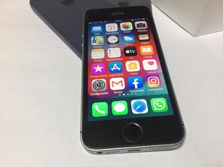 iPhone Se 32gb Space Grey - Libre