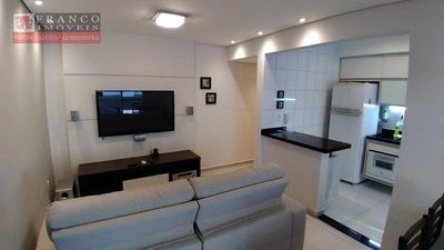 Apartamento Com 3 Dormitórios À Venda, 77 M² Por R$ 450.000 - Condomínio Piazza Di San Marco - Valinhos/sp - Ap0305