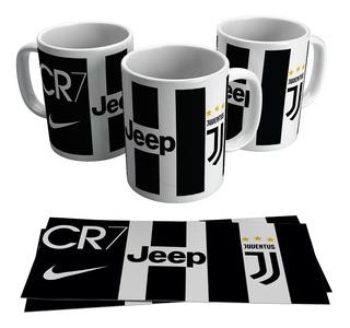 Caneca Cr7 Cristiano Ronaldo Juventus Presente Futebol