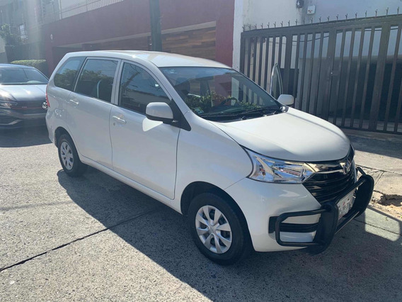 Toyota Avanza 1.5 Le At 2018