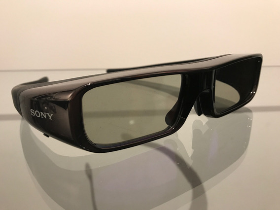 Oculos 3d Sony - Tdg-br100