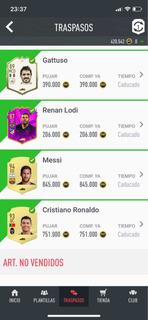 Fifa 20 Ultímate Team Monedas Ps4 100k