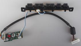 Teclado Sensor Tv Samsung Ln40b530p2m
