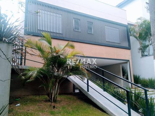 Casa Com 3 Dormitórios À Venda, 186 M² Por R$ 1.150.000,00 - Granja Viana  Horizontal Park - Cotia/sp - Ca0068