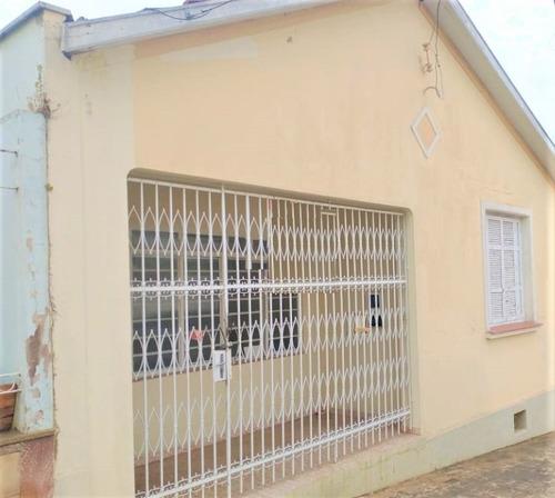 Imagem 1 de 11 de Casa Com 2 Dormitórios À Venda, 81 M² Por R$ 205.000,00 - Paulista - Piracicaba/sp - Ca2852