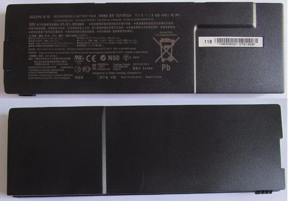 Bateria Notebook Sony Bps24 Vgp-bps24 Vpc-sa Vps-sd Vpc-se