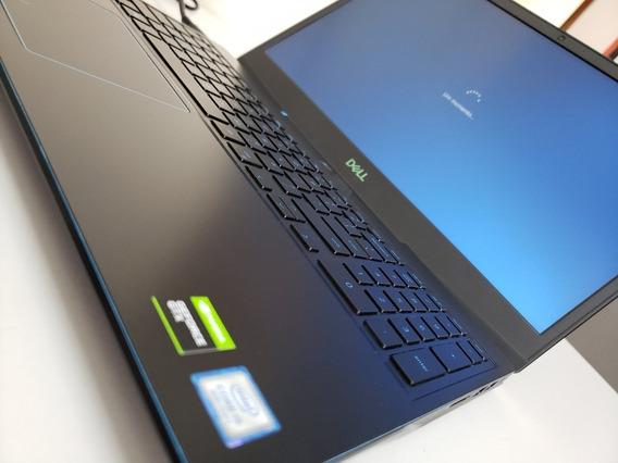 Notebook Gamer Dellg3 I5 -20gb 1tb - 1050gtx - 512gb Sdnvme