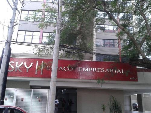 Imagem 1 de 7 de Sala Comercial À Venda, Centro, São José Dos Campos. - Sa0122