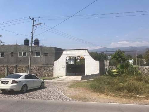 Casa En Venta En Oacalco, Morelos.