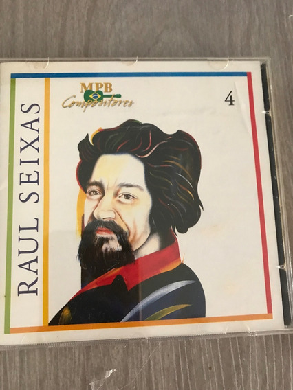 Cd Raul Seixas Mpb Compositores 4