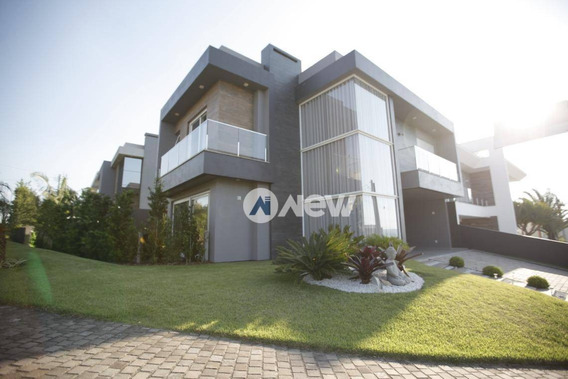 Casa Com 4 Dormitórios À Venda, 280 M² Por R$ 1.590.000,00 - Encosta Do Sol - Estância Velha/rs - Ca3108