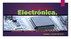 Servicio Tecnico De Electronica.