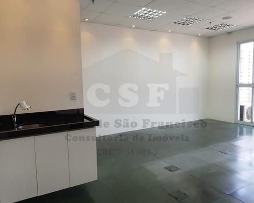 Sala Comercial De 40m² Vila Leopoldina - Sl00753 - 69260481