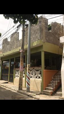 Vendo Casa Y Mejora Urb. El Eden, Villa Mella, Cerca Del Ole