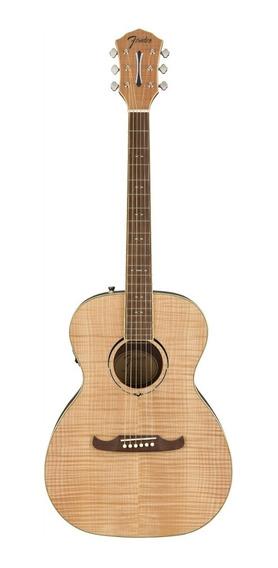 Guitarra Electro Acustica Fender Fa-235e Concierto En Cuotas