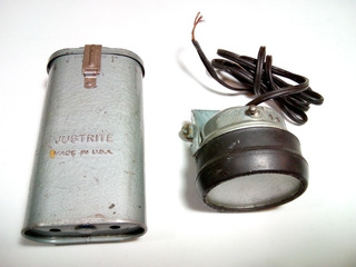 Justrite Lampara De Minero Made In Usa Vintage De Coleccion