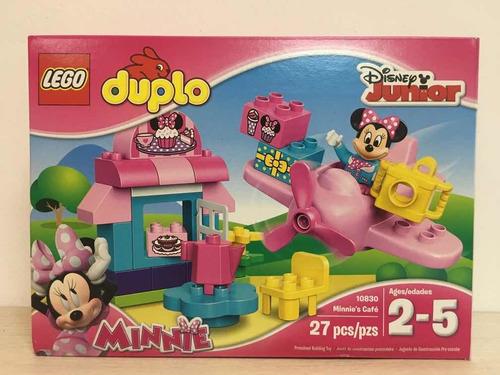 Lego Duplo Minnie Avion Edición Disney Junior Original
