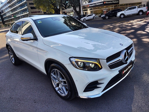 Mercedes Benz Glc 300 2017 4matic Service Ofci Abasto Motors