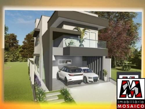 Imagem 1 de 7 de Exuberante, Casa De Condomínio Brisas Da Mata, 03 Suites, 05 Vagas, Alto Padrão - 23222 - 69399637
